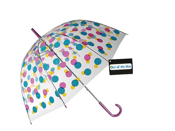 Kopuła Parasol,<br>kropki, D: 85 cm