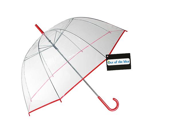 Kopuła Parasol,<br>Red Stripe, D: 85 cm