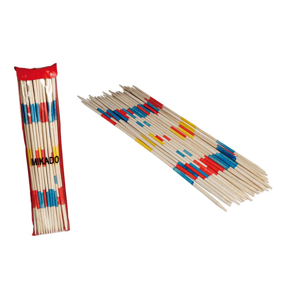 Jumbo Fa Mikado,<br> 50 cm, 24 botok<br>PVC Ver