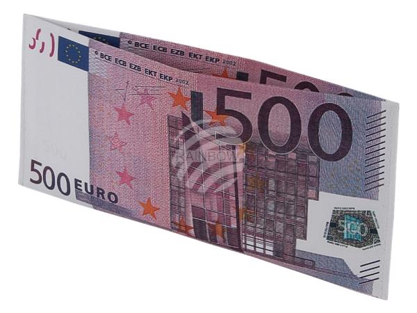 Wallet wallets<br> 500 Euro bill