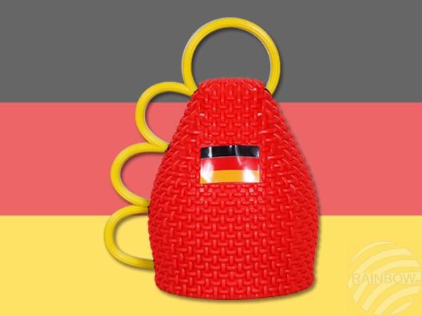 Caxirola Caxixi<br> Caxirola Jubel<br>Rassel Deutschland