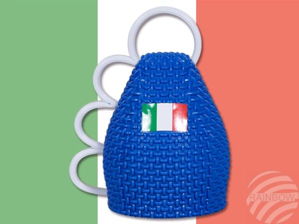 Caxirola Caxixi<br> Caxirola Jubel<br>Rassel Italien