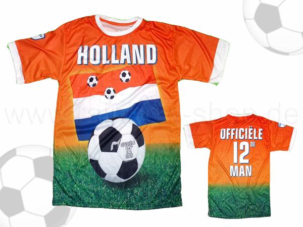 Fantrikots fan<br> shirts jersey<br>Fantrikot Holland